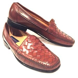 Giorgio Brutini Leather Loafers